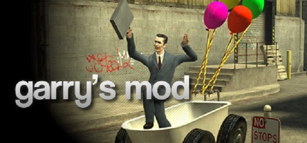 Garry´s Mod (Steam аккаунт)