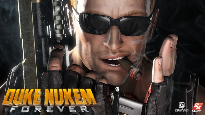 Duke Nukem Forever (Steam account)