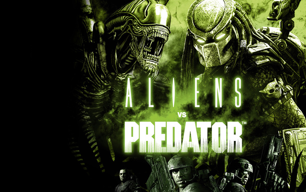 Aliens vs. Predator (Steam akkaunt)