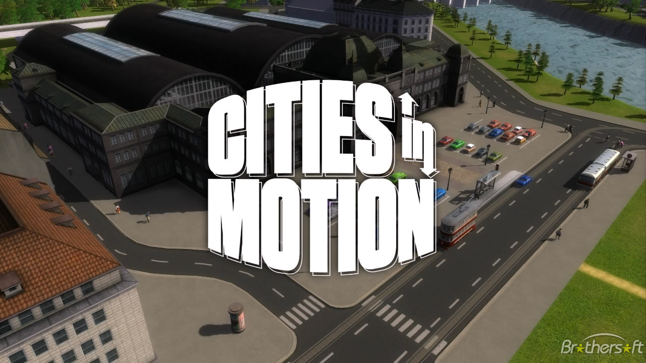Cities in Motion (Steam Account)
