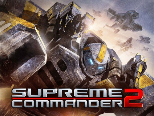 Supreme Commander 2 (Steam Аккаунт)