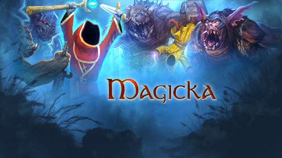 Magicka (Steam account)