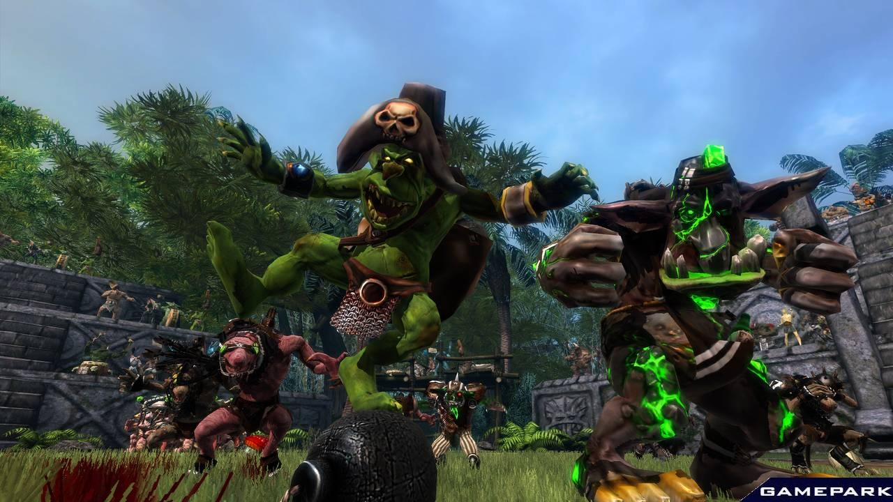 Blood Bowl Chaos Edition (Steam аккаунт)