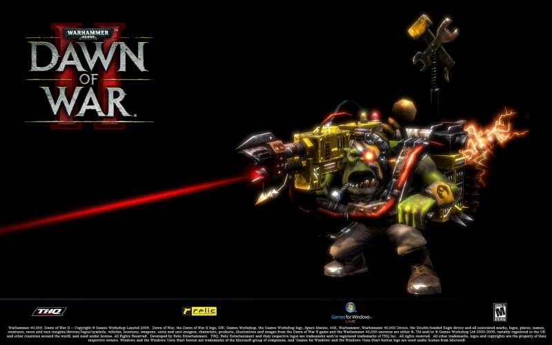 Warhammer® 40,000 ™: Dawn of War® II (Steam account)