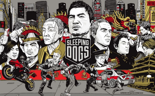 Sleeping Dogs ™ (Steam account)
