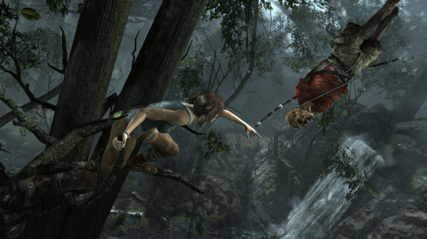 Tomb Raider (Akkaunt in Steam)