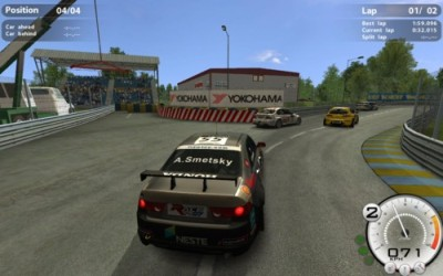 Race: The WTCC Game (Steam Akkaunt) + games
