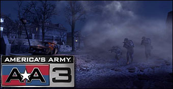 Americas Army 3 (Steam account)