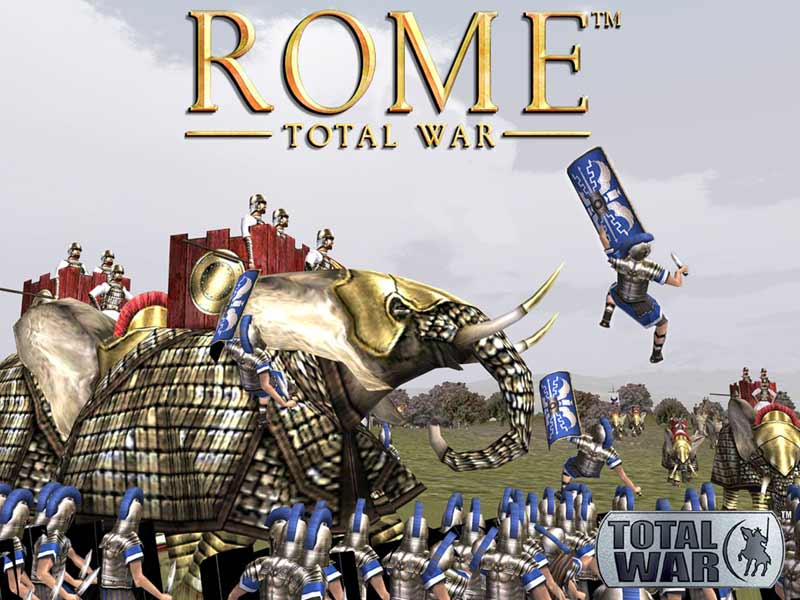 Rome: Total War (Steam account) + 12 games