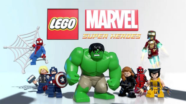 LEGO MARVEL Super Heroes (Аккаунт Steam)