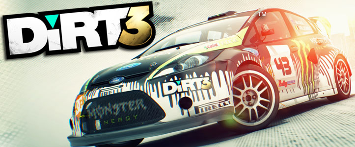 DiRT 3 (Steam Аккаунт)