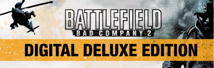 BATTLEFIELD BAD COMPANY™2Digital Deluxe Edition(origin)