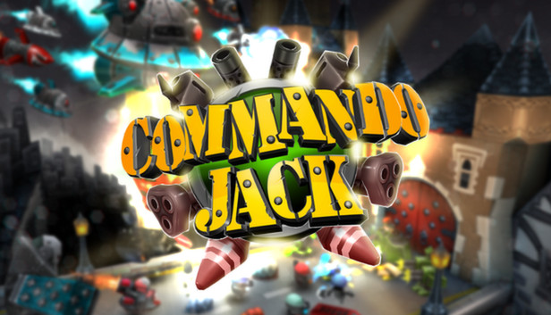 Commando Jack (Steam Key)