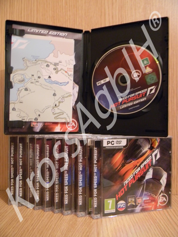 Need For Speed Hot Pursuit (REGION FREE) +