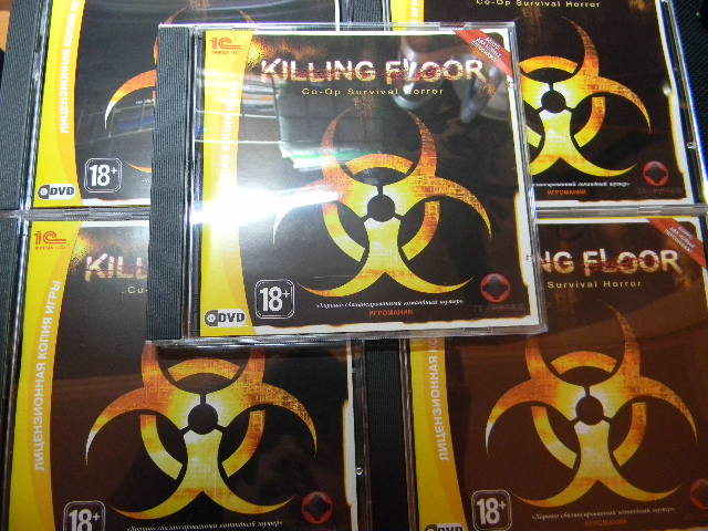 Killing Floor (Steam KEY/Region Free) + gifts & discoun