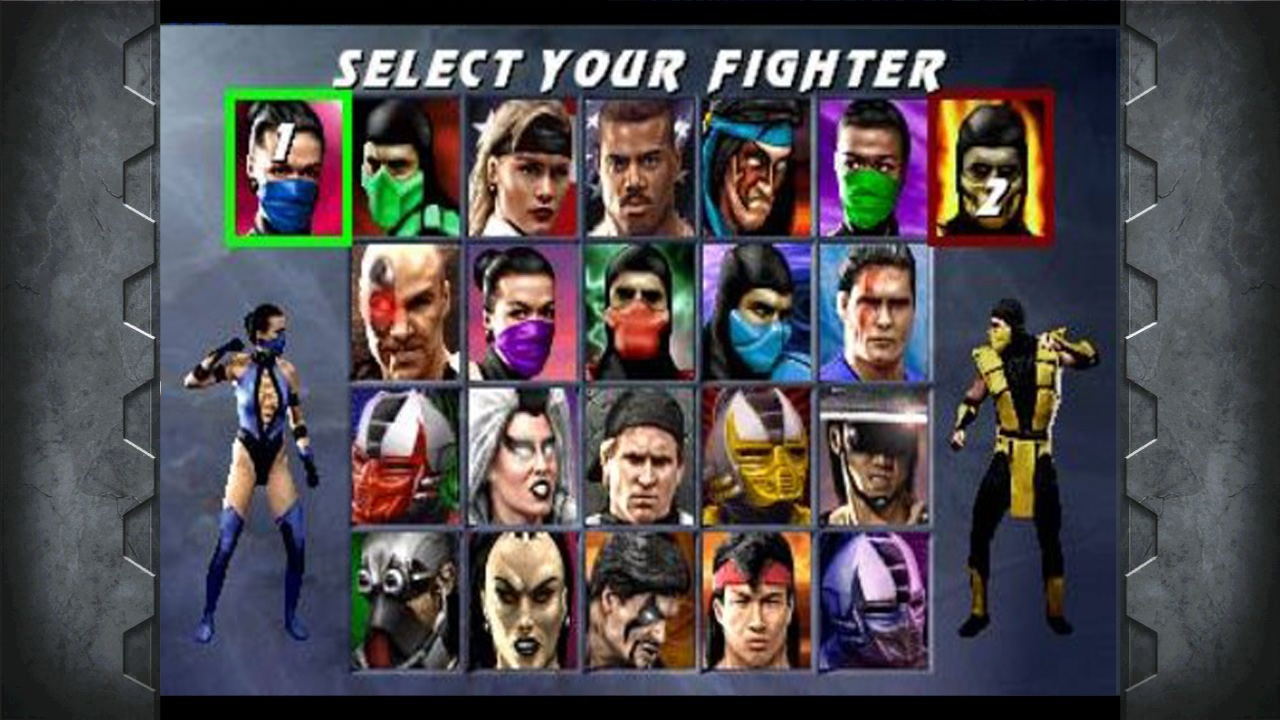 Mortal Kombat Arcade Kollection(Steam/Region Free)3 in1