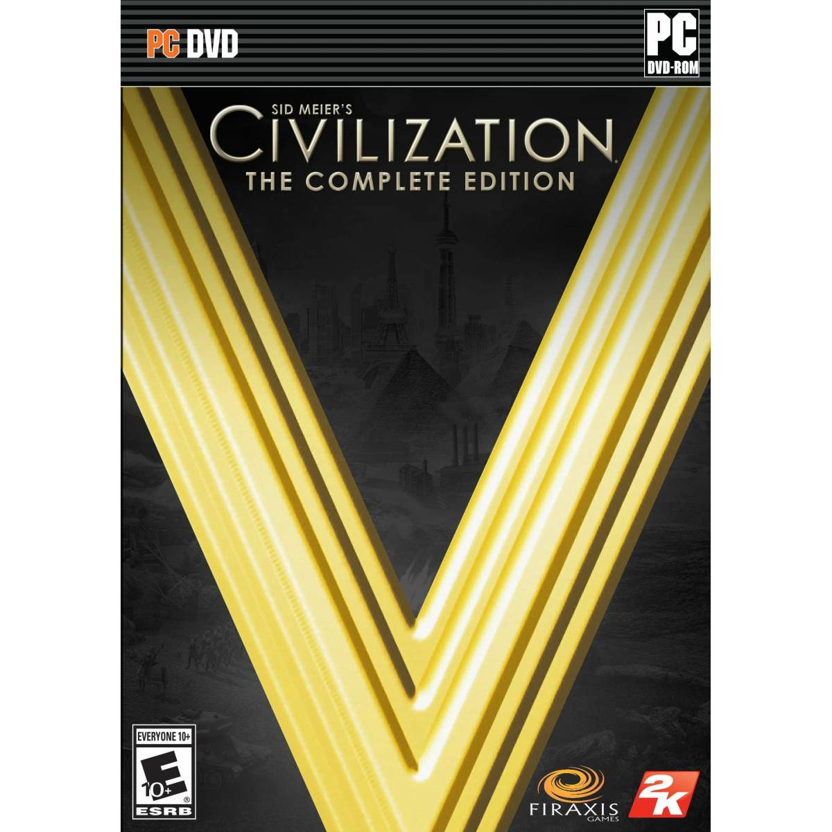 Civilization V 5. Complete Edition(Steam KEY) 16 in 1