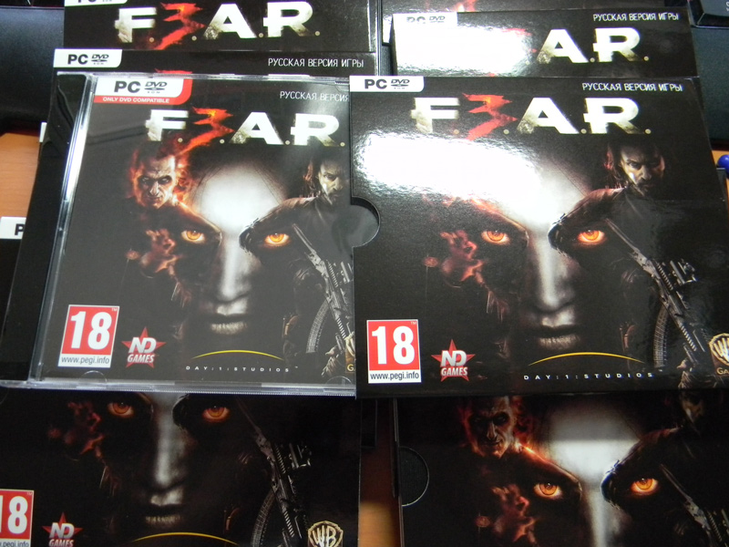 FEAR 3 (Steam KEY / Region Free) + gifts and discounts