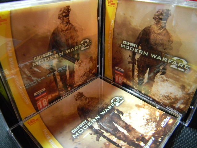 Call Of Duty: Modern Warfare 2 +ПОДАРОК