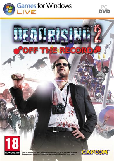 I'm Dead Rising 2: Off the Record + GIFT