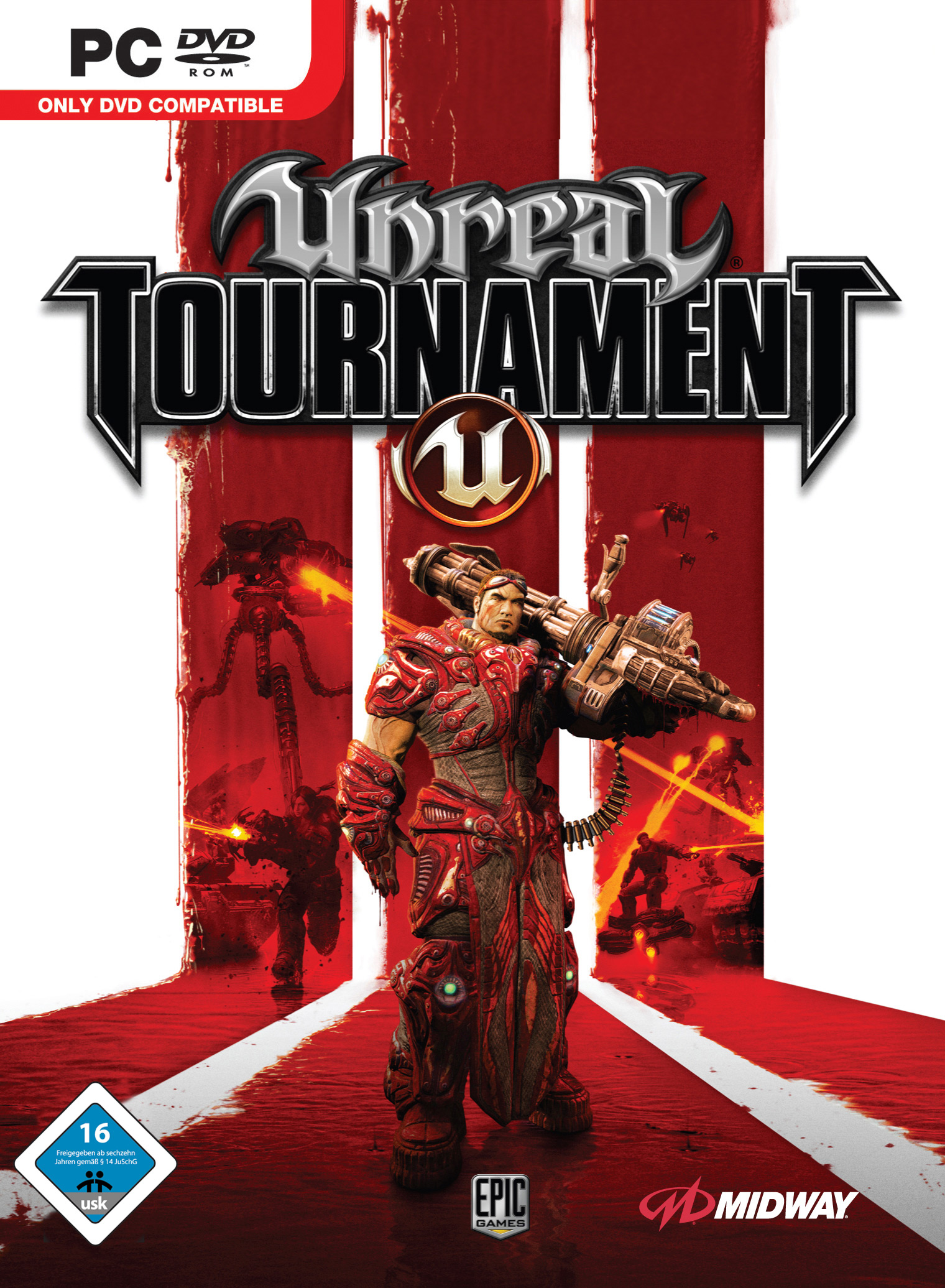 Unreal Tournament 3 III Black (Steam KEY) Region Free