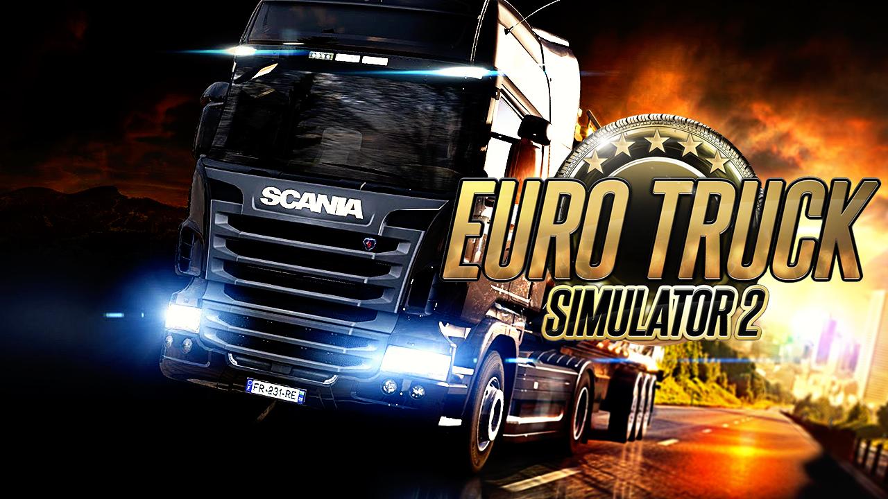 Euro Truck Simulator 2 + DLC Download Free Full Version PC