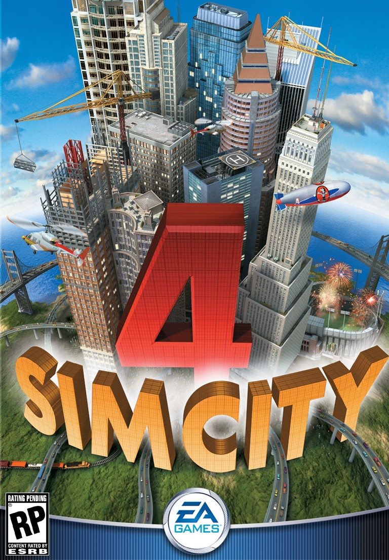 SimCity 4 Deluxe Edition (RegionFREE/ Steam KEY)