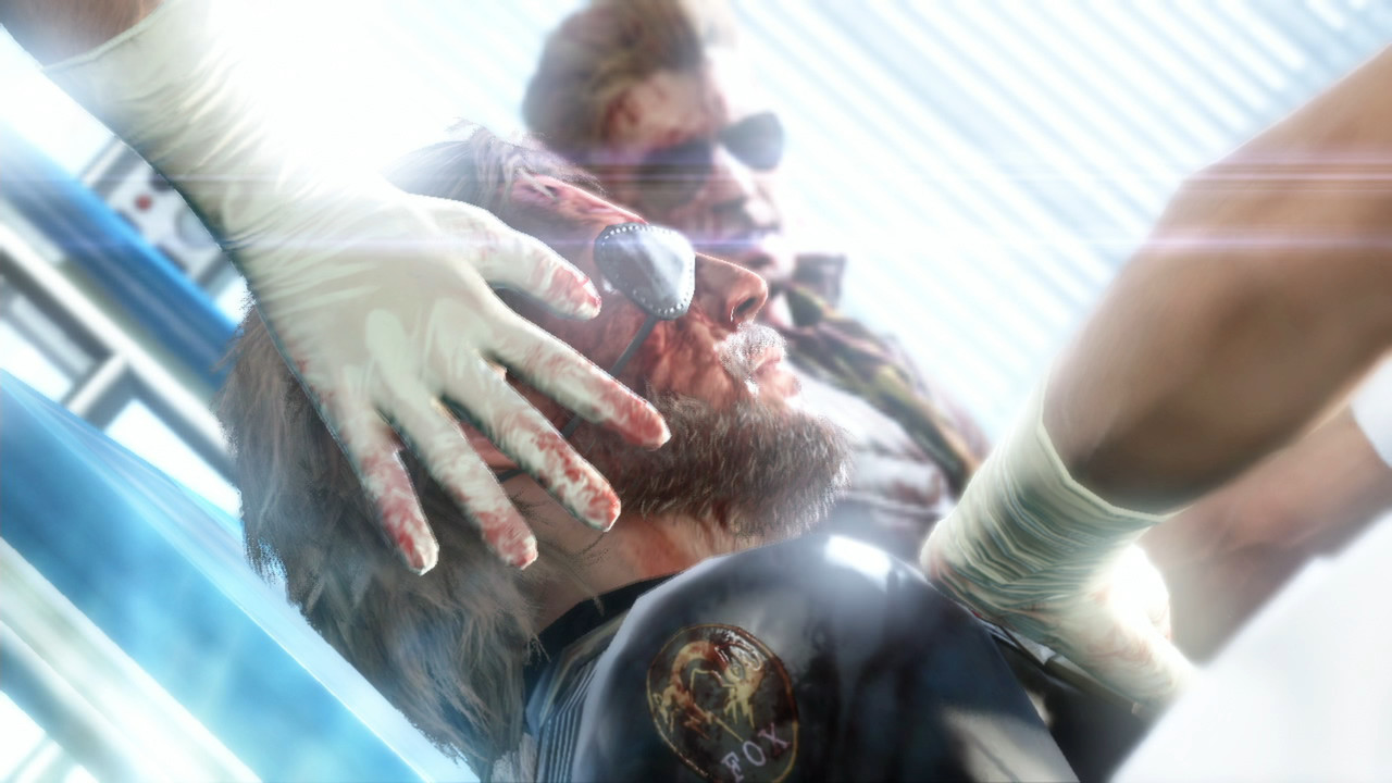 Metal Gear Solid V: The Phantom Pain  +ПОДАРКИ