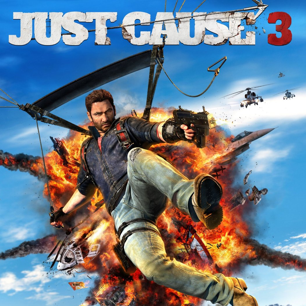Just Cause 3 (Steam Gift/RU&CIS)