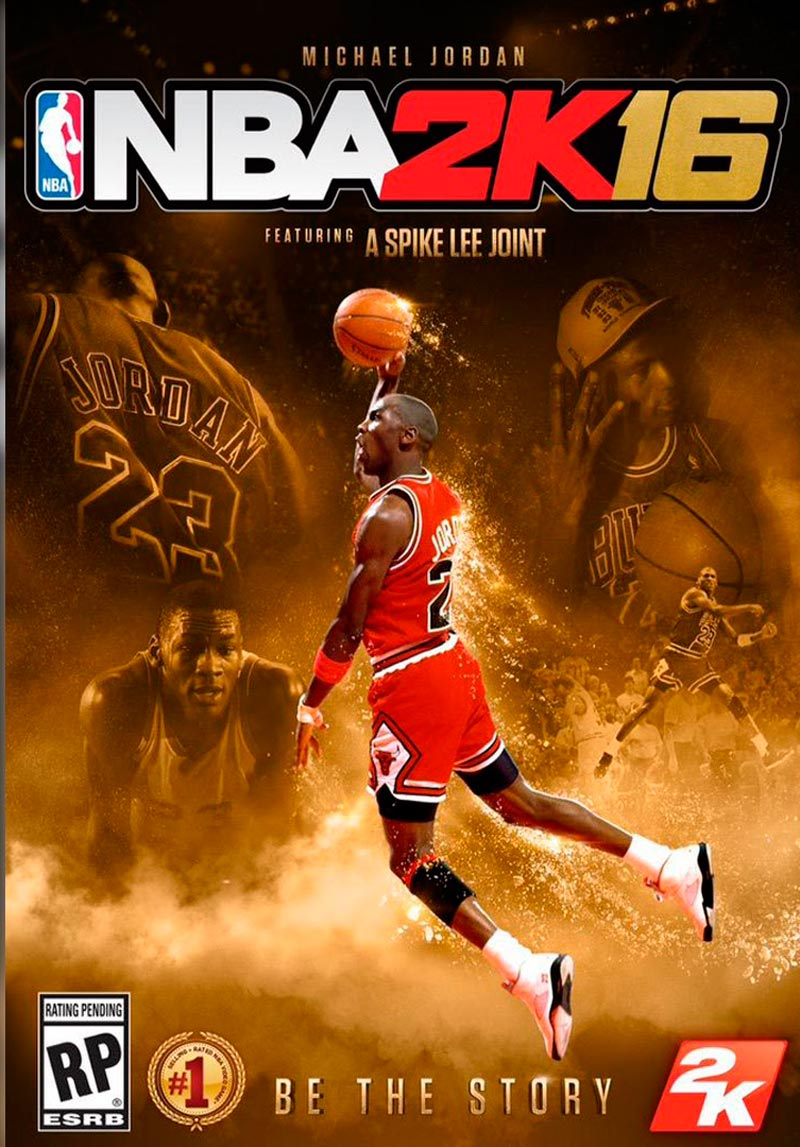 NBA 2K16 Jordan Special Edition +30 000 +VIP Set