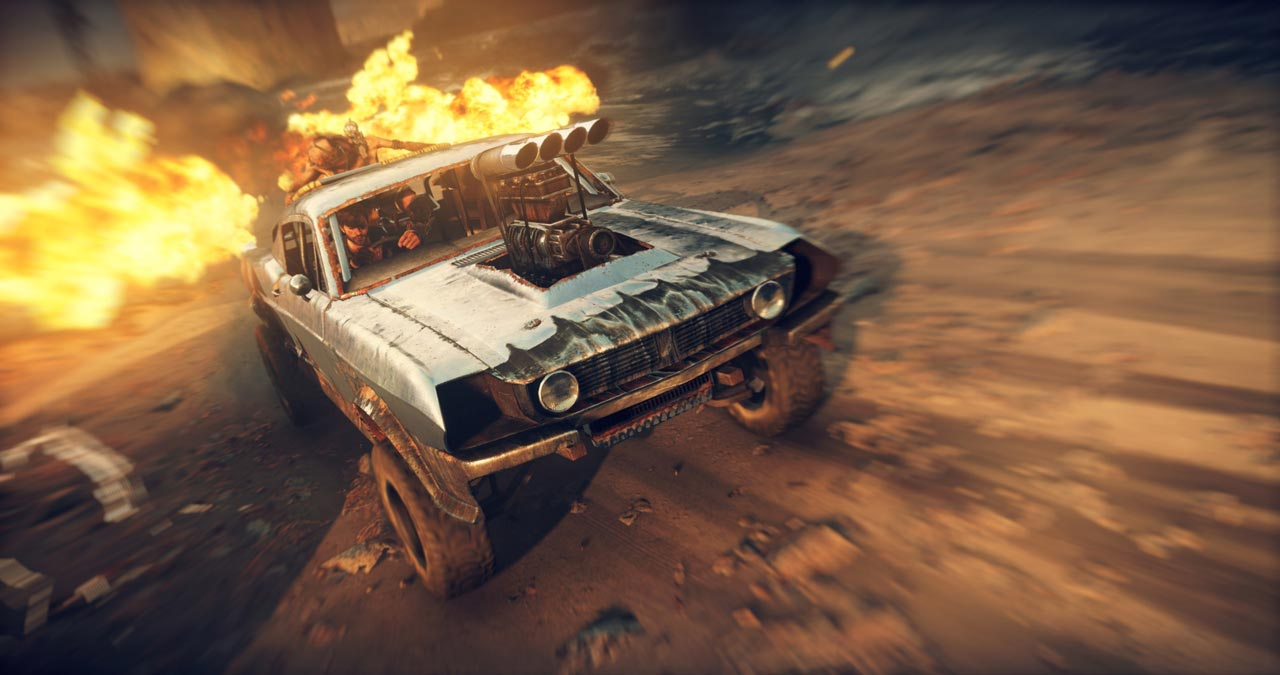 MAD MAX +RIPPER Include (Steam/Region free/Multilang)