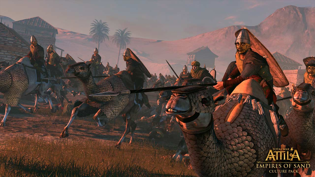 Total War ATTILA: DLC Empire of Sand Culture Pack