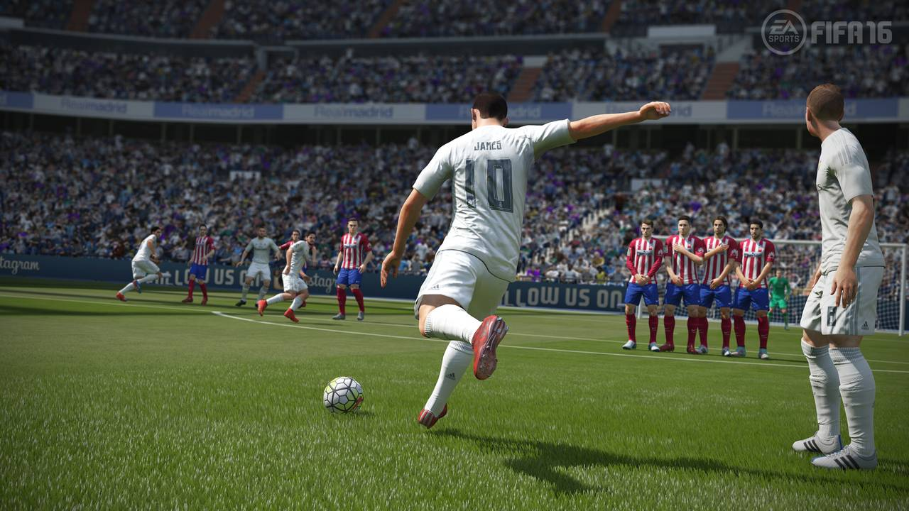 FIFA 16 (Origin / Region Free / Multilang)
