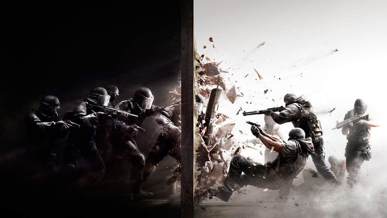 Tom Clancys Rainbow Six: Осада/Siege GOLD +Season Pass