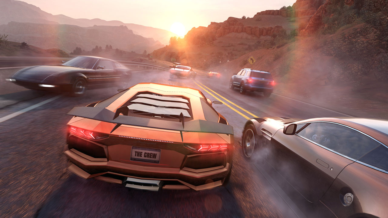 The Crew. Wild Run (Uplay) +The Crew