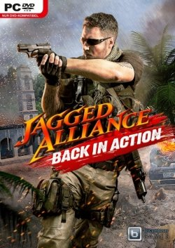Jagged Alliance: Back in Action + GIFT
