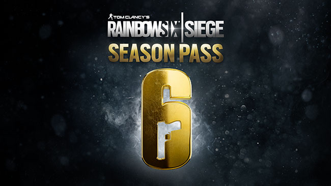 Season Pass - Tom Clancys Rainbow Six Осада/Siege