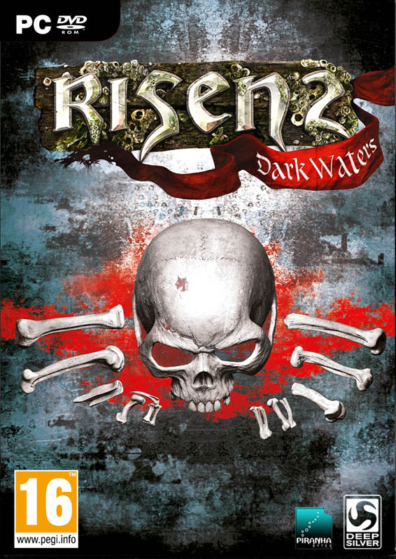 Risen 2: Dark Waters  +ПОДАРОК