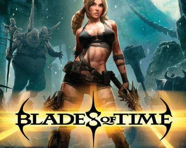 Blades of Time + Gift + DISCOUNTS (REGION FREE)
