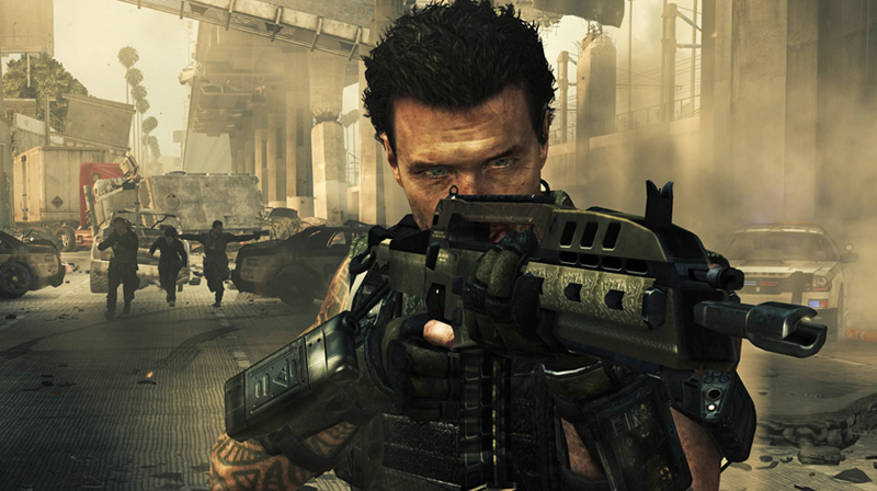 Call of Duty: Black Ops II + 2 gifts and discounts