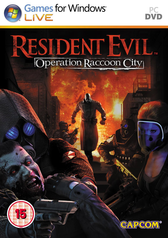 Я Resident Evil: Operation Raccoon City (GFWL) +ПОДАРОК