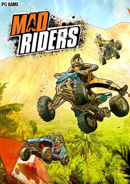 Mad Riders (STEAM) + GIFT