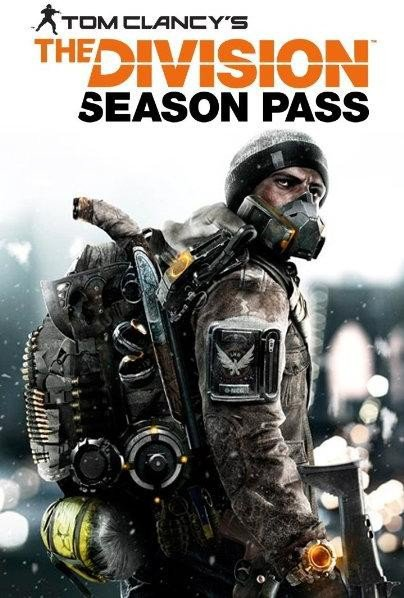Season Pass- Tom Clancys The Division Uplay/Region Free