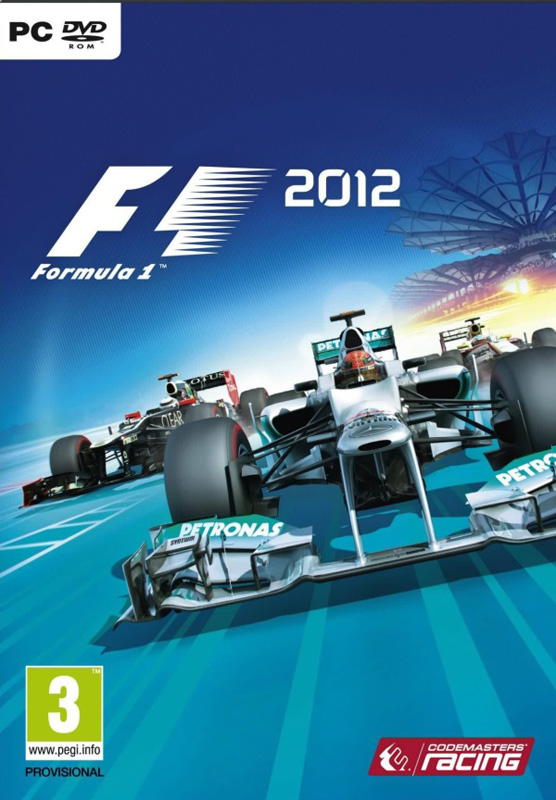 Formula January 2012 - F1 2012 (Steam) + GIFT