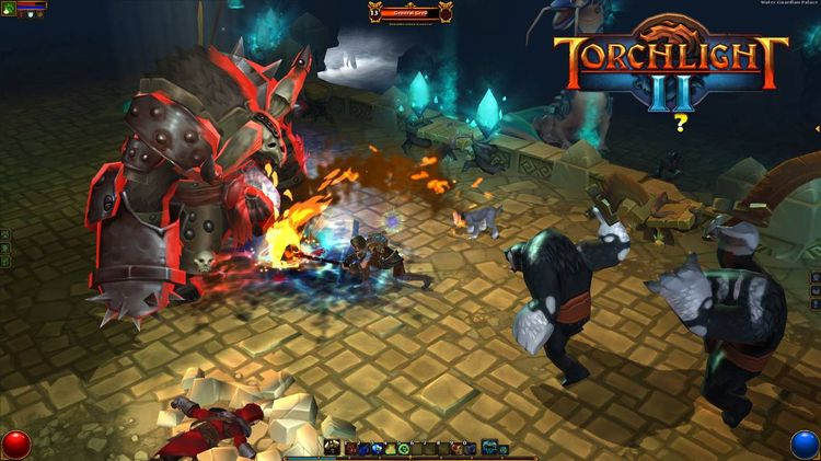 скачать игру Torchlight 2 на русском - фото 11