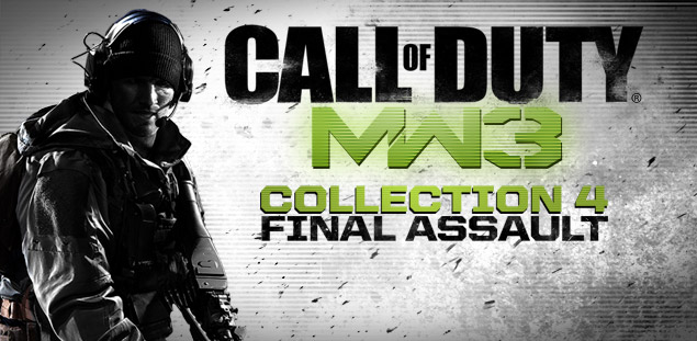CoD: Modern Warfare 3 - DLC Collection 4: Final Assault