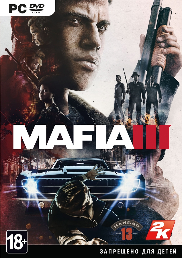 Mafia 3/III (Steam KEY) +DLC Kick Back