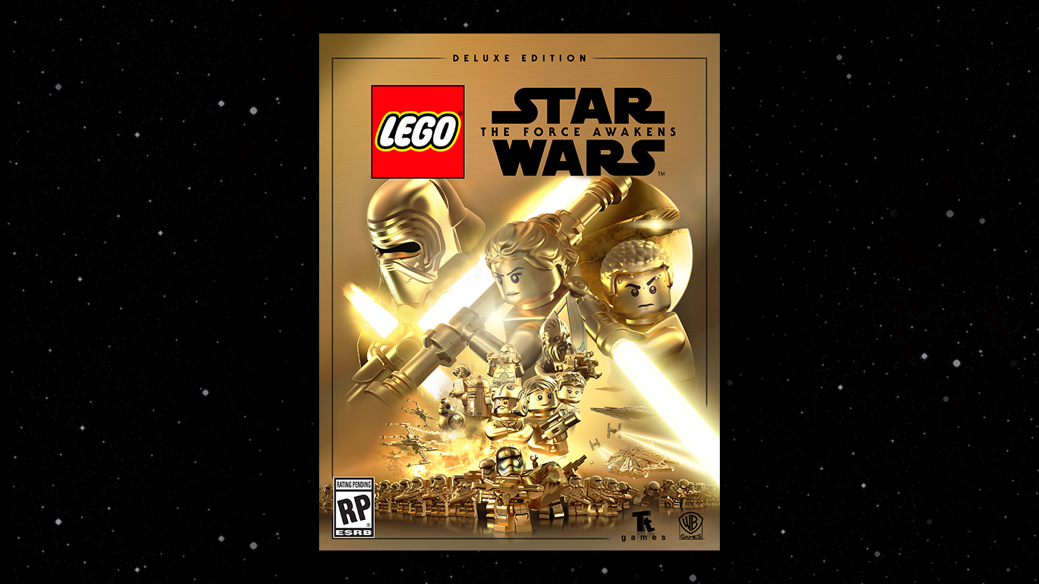 LEGO Star Wars: The Force Awakens Deluxe Edition(Steam)