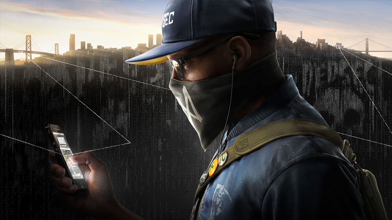 Watch_Dogs® 2 (Uplay KEY/RU,CN Language ONLY)