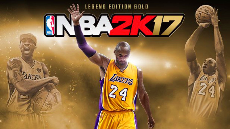 NBA 2K17 Legend GOLD Edition (Steam) +Pre-Order Bonus